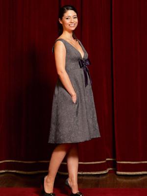 Sofia Escobar prepara-se para conquistar os prémios Lawrence Olivier