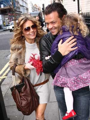 Geri Halliwell cancela noivado com Fabrizio Politi