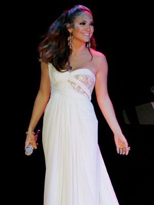 Jennifer Lopez: Uma mãe dedicada