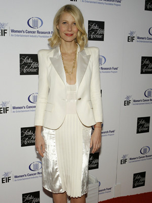 Gwyneth Paltrow estreia-se como criadora de moda
