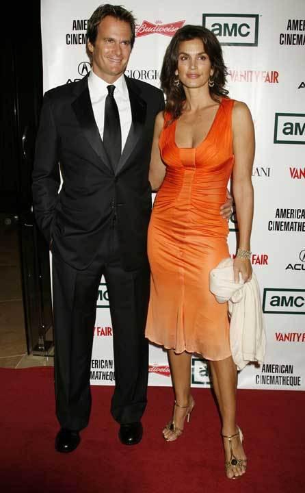 Rande Gerber e Cindy Crawford