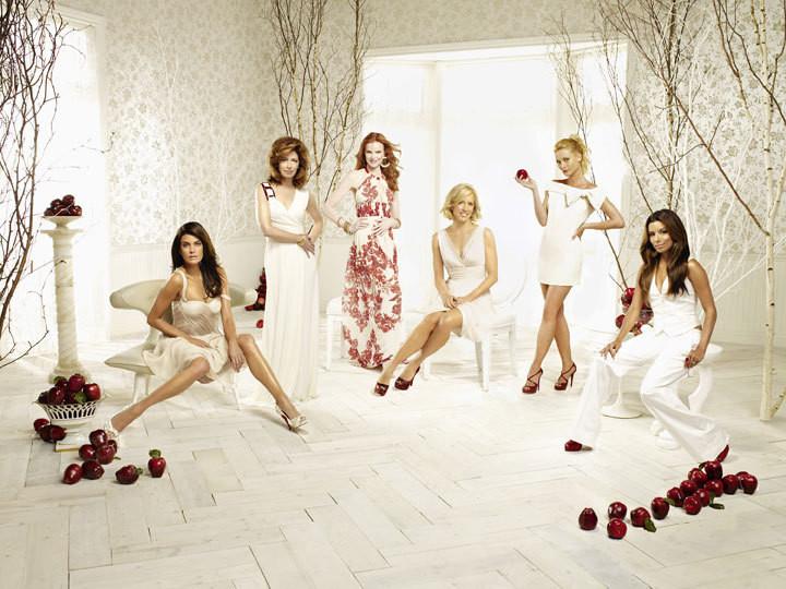 Actrizes da série televisiva Donas de Casa Desesperadas