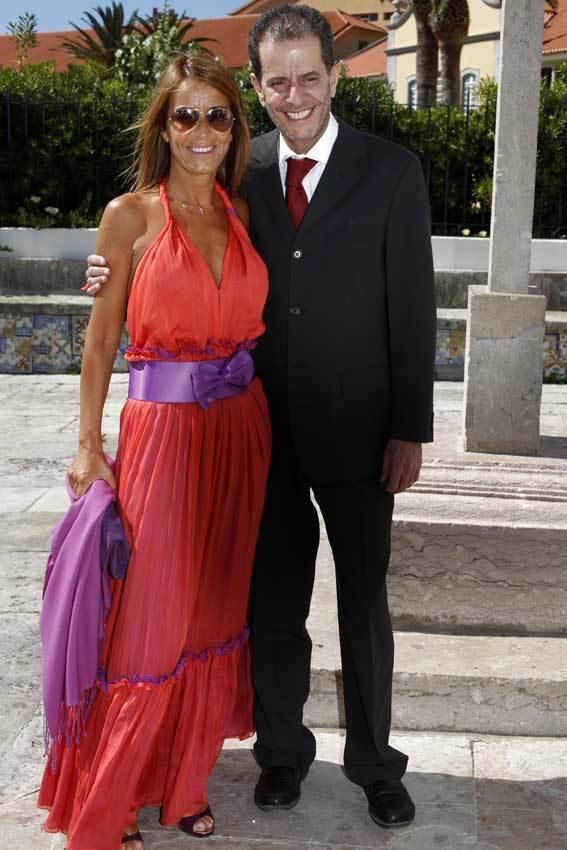 Alexandra Sousa e António Feio