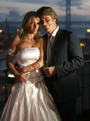 O casamento de Rita Andrade e Nuno Ramos