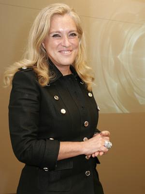 Teresa Guilherme: silhueta elegante conseguida com o método 'fechar a boca'