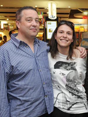 Manuel Acácio e Cristina Martins