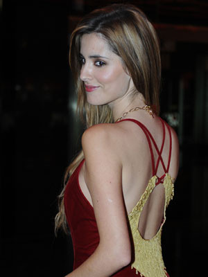 Marta Leite Castro quer afirmar-se como actriz