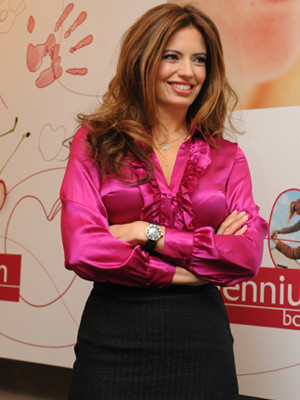 Bárbara Guimarães é o novo rosto de uma instituição bancária