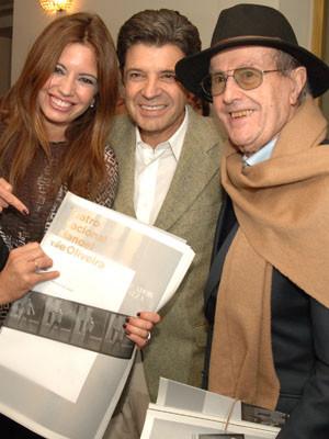 Bárbara Guimarães é embaixadora de teatro