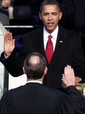 Barack Obama: O 44.º Presidente dos Estados Unidos