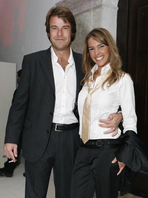 Rita Andrade e Nuno Ramos já usam anel de compromisso