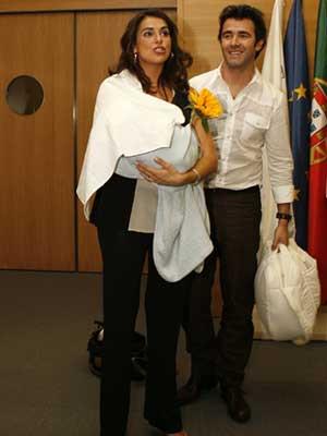 Catarina Furtado explica porque chamou João Maria ao seu bebé