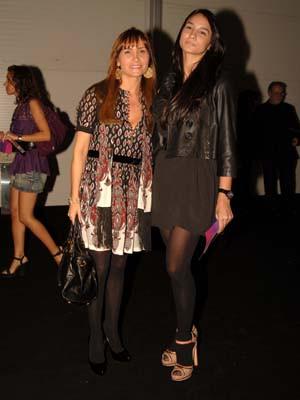 Fernanda e Joana Marinho juntas na moda