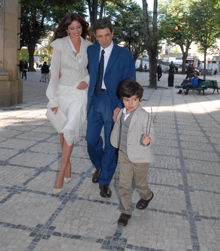 Bárbara Guimarães, Manuel Maria Carrilho e Dinis Maria