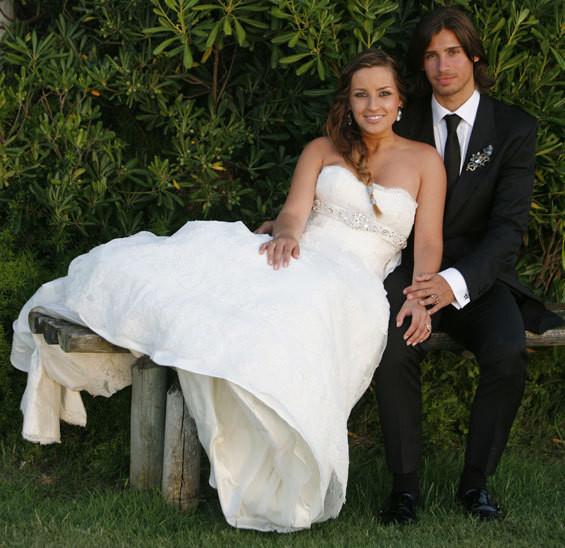 Bárbara Brilhante e Tiago Pinto