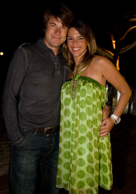Nuno Ramos e Rita Andrade