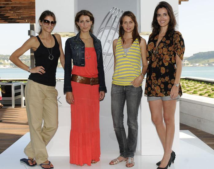 Luísa Beirão, Maria Duarte, Anna Westerlund e Marta Leite de Castro