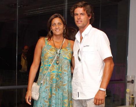 Karen e Filipe Gaidão