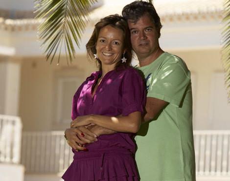 Sofia e José Maria Tallon