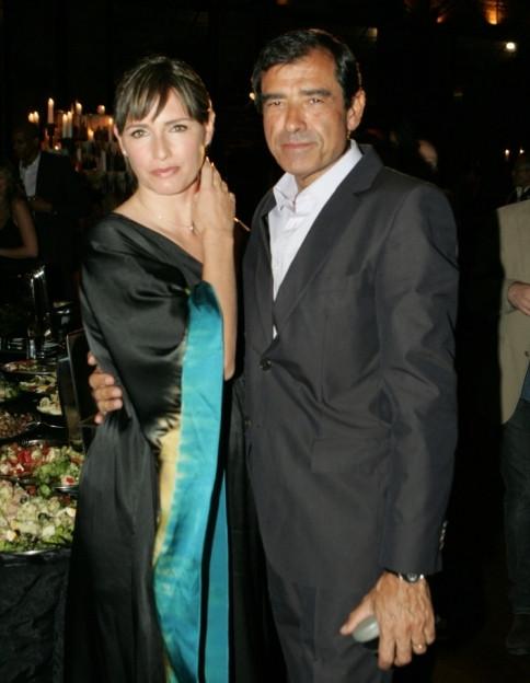Fernanda Serrano e José Eduardo Moniz