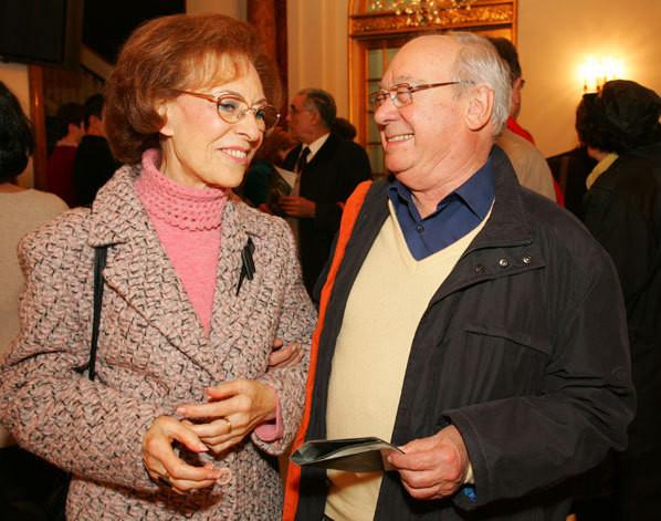 Carmen Dolores e Raul Solnado