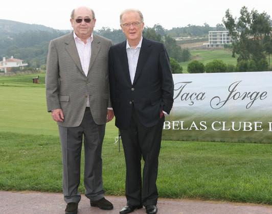 André Jordan e Jorge Sampaio