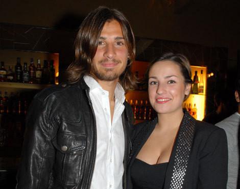 Tiago Pinto e Bárbara Brilhante
