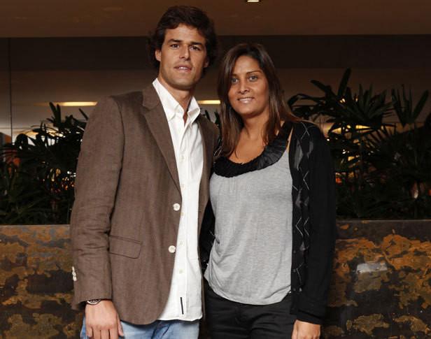 Filipe e Karen Gaidão