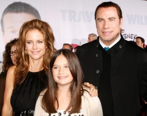 A família Travolta