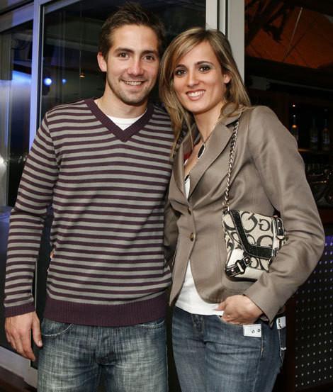 João Moutinho e Ana Sofia Gomes