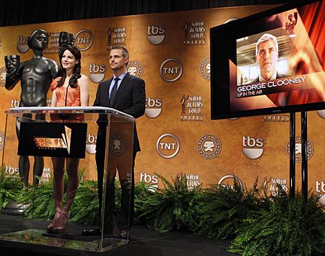 Anúncio Sreen Actors Guild Awards