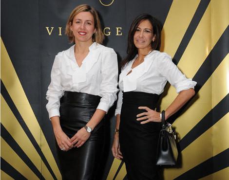 Bárbara Coutinho e Vicky Fernandes
