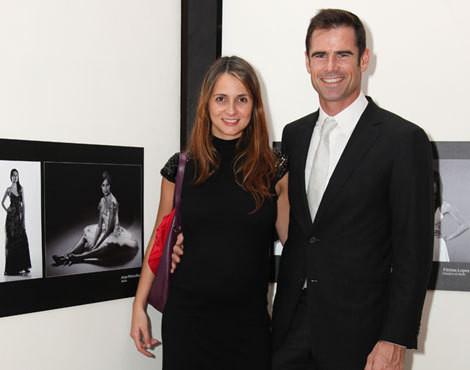 Anna Westerlund e Pedro Lima