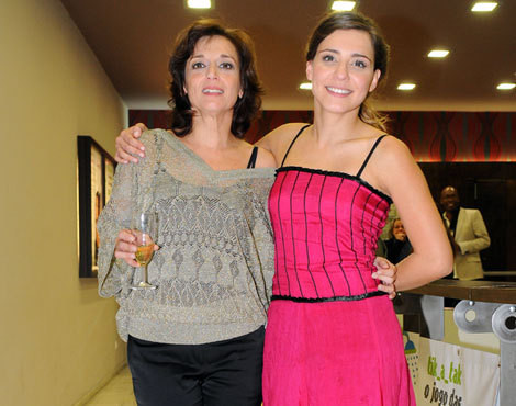 Manuela Couto e Joana Solnado