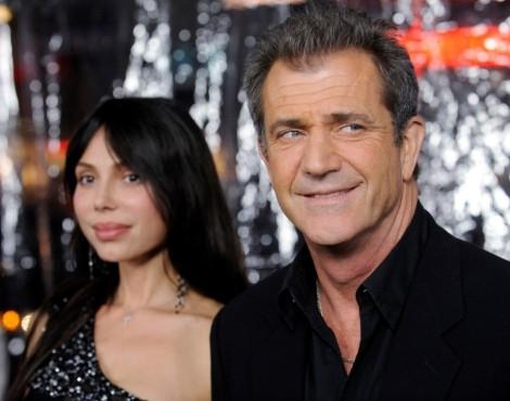 Oksana Grigorieva e Mel Gibson