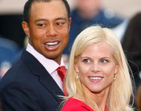 Tiger Woods e Elin Nordegren