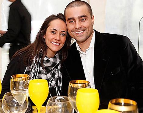 Francisca Pinto Ribeiro e Ricardo Pereira