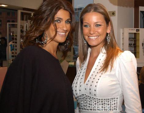 Liliana Campos e Vanessa Oliveira