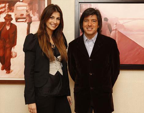 Isabel Figueira e João Feijó