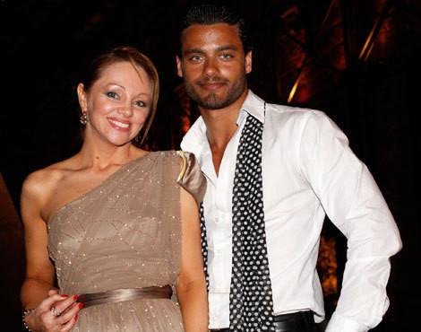 Alexandra Fernandes e Tiago Guerreiro