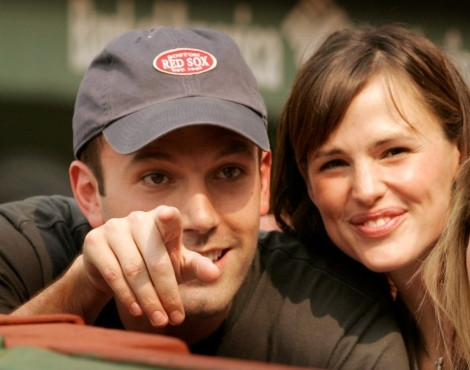 Ben Aflleck e Jennifer Garner