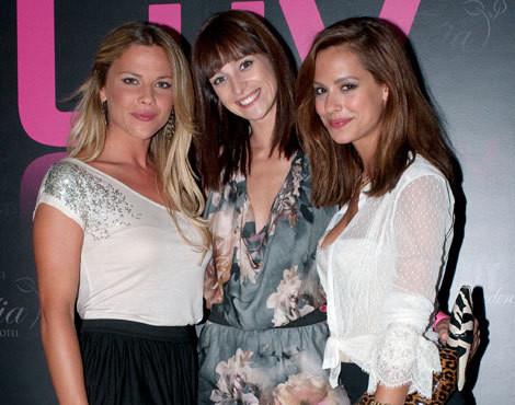 Oceana Basílio, Sara Prata e Mariana Monteiro