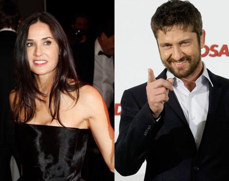 Demi Moore e Gerard Butler