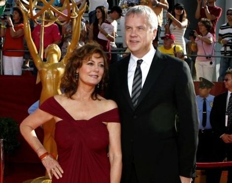 Susan e Tim Robbins
