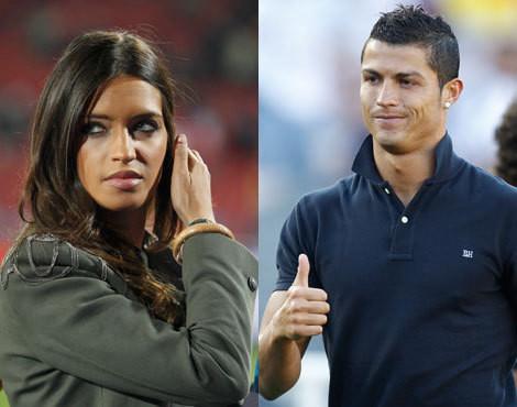 Sara Carbonero e Cristiano Ronaldo