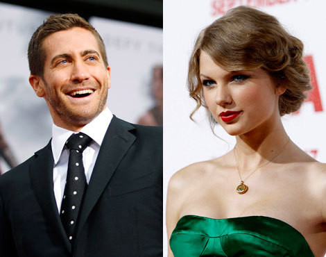 Jake Gyllenhaal e Taylor Swift