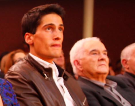 Renato Seabra e Carlos Castro
