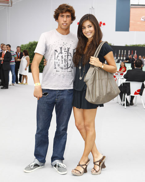 José Ferreira e Mia Rose