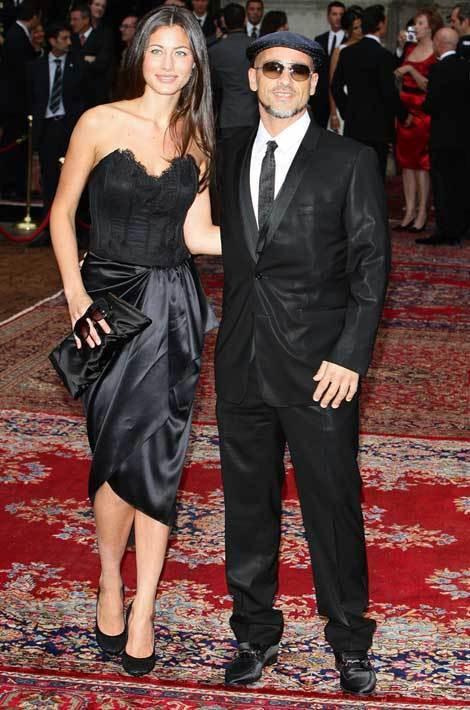 Marika Pellegrinelli e Eros Ramazzotti