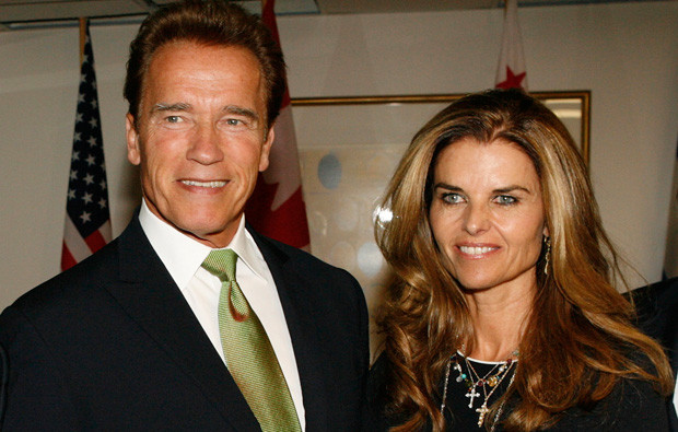 Arnold Schwarzenegger e Maria Shriver.jpg